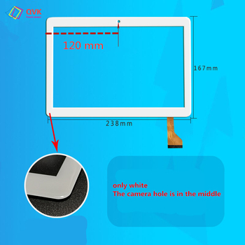 10.1 Inch touch screen For mediatek TK-E101GC E101GC4G Capacitive panel repair and replacement parts - discount item  7% OFF Tablet Accessories