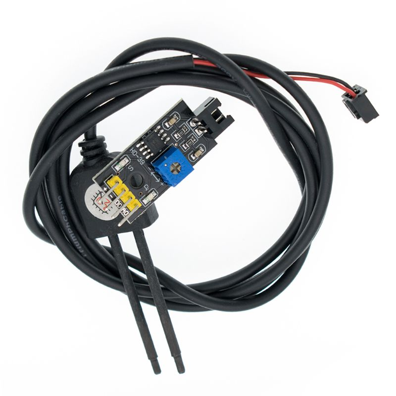 Soil Moisture Sensor and Soil Detector Module for Automatic Watering System