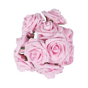 Image 3 - MEIDDING 最初 1St 誕生日パーティーデコレーションガールベビーシャワーの装飾ああベビー番号風船フォトバナー子供ピンクのギフト