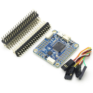 Image 2 - Betaflight F4 V3 carte contrôleur de vol baromètre intégré OSD TF Slot avec M8N GPS pour FPV quadricoptère