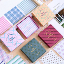 Idle Language Boxed Source Material Paper Florescence Series Originality Fresh Concise Basics Hand Account Decoration Background