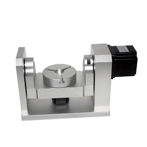 Image 4 - DIY CNC 4th 5th Rotary Axis Dividing Head 50:1 Harmonic Reducer Harmonic Gearbox For CNC Router And CNC Engraver