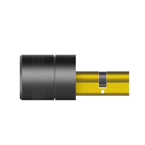 Отпечаток пальца телефон контроль умный замок корпус из нержавеющей стали Блокировка Tuya Блокировка доступа ядро для модификации дверного замка обновление