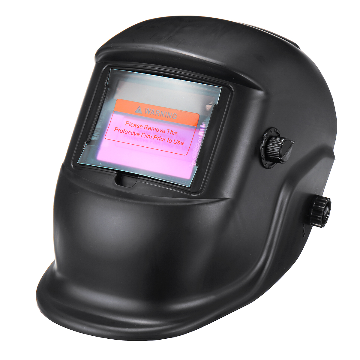 Big View Solar Auto Darkening Adjustable Shade Range 4/9-13 MIG ARC Electric Welding Mask Helmets Cap Welder Protective Gear