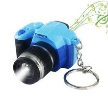 Retro Camera Keychain Key…