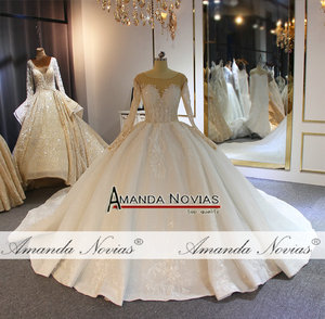 Image 3 - Ball gown bridal dress wedding gown new arrivals