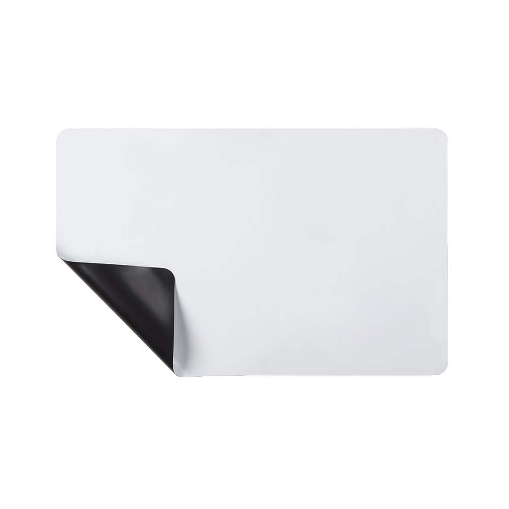 Dry Erase Board Magnetic Whiteboard Memo Pad Family Message Office Reminder Notes Fridge Waterproof