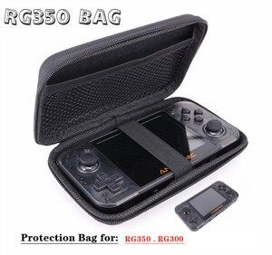 Image 3 - ANBERNIC Schutz Tasche für Retro Spiel Konsole RG350 tasche Version Spiel Player RG 350 tasche Handheld Retro Spiel Konsole
