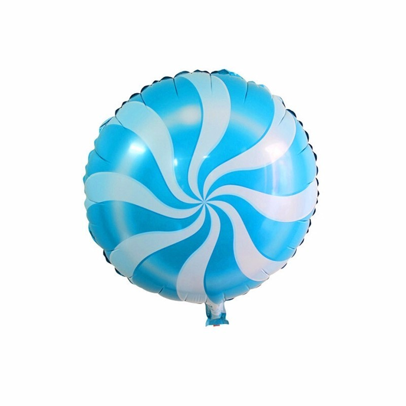 Candy Foil Balloons Happy Birthday Party Decoration Adult and Kids Wedding Decoration Ballons Children 39 s Toy Large 18inch 1pc in Ballons amp Accessories from Home amp Garden