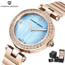 купить Women's Watches 2019 New PAGANI Top Brand Luxury Quartz Sport Ladies Watch Dress Waterproof Fashion Clock Watch Relogio Feminino дешево