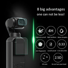 DJI OSMO Pocket Screen Film Camera Lens Protective Accessory for 4K Gimbal Phone Protector Films