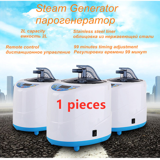 Vogvigo Sauna Box Folding Steam Home Gonflable Portable Sauna Box Aromath/érapie Spa Steam Sauna Tenteur /à vapeur