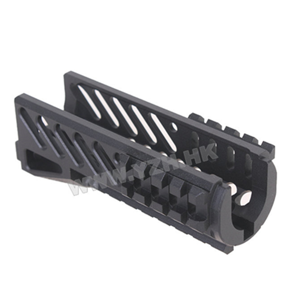 Image 4 - Emerson Tactical Hunting Airsoft Rifle Aluminum Gun Accessories 47 104 Strikeforce AKS74U style B 11 Handguard Upper Lower Rail-in Hunting Gun Accessories from Sports & Entertainment