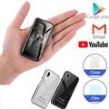 Super Mini Smartphone Melrose K15 32G Android 7.0 1580 Mah 4G 5MP Wifi MP4 Lasciare Che La Musica Del Telefono Portatile regalo per I Bambini Pk S9 Più