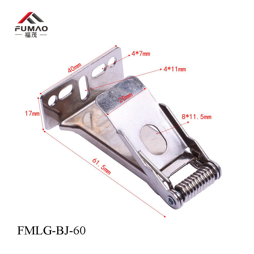 Купить с кэшбэком Manufacture 63mm length fixing clip for led downlight