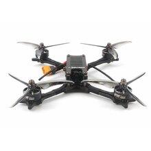 Holybro Dron de carreras Kopis2 6S V2 FPV, PNP BNF w/ KakuteF7 1,5 FC & Atlatl HV V2, transmisor de vídeo y cámara Micro Razer FPV