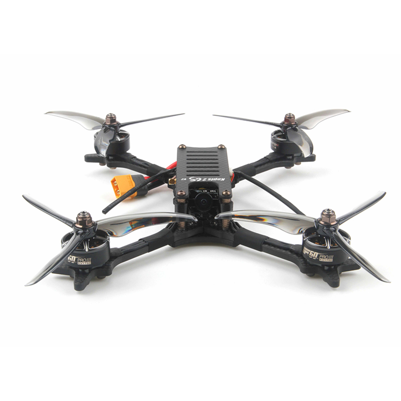 Holybro Kopis2 6S V2 FPV Racing RC Drone PNP BNF w/ KakuteF7 1.5 FC & Atlatl HV V2 video transmitter & Micro Razer FPV CameraParts & Accessories   -