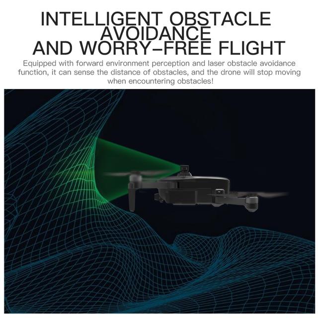 Zangão máximo de sg906 pro 2/sg906 gps com wifi 4k hd câmera 3-eixo cardan sem escova profissional quadcopter desvio de obstáculo dron 4