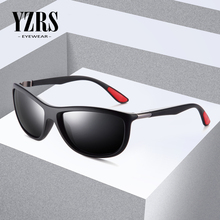 YZRS Brand New Polarized Sunglasses Mens Driving Shades Male Sport Sun Glasses Vintage Classic Men Goggle