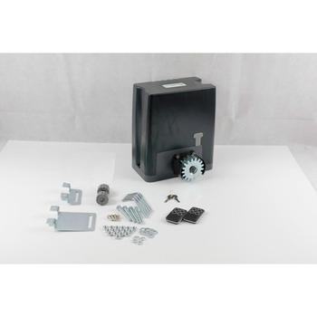 Автоматический привод для легких откатных ворот Home Gate DKC300AC с 2 пультами