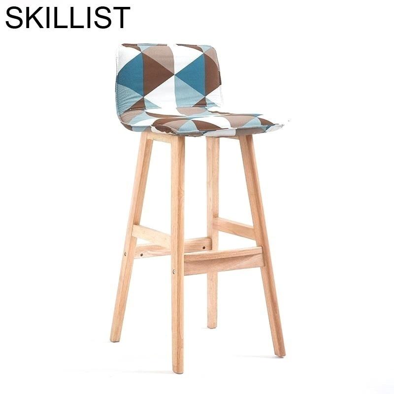 Moderno Sedia Stuhl Barstool Sedie Stoelen Stoel Hokery Taburete La Barra Cadir Silla Tabouret De Moderne Cadeira Bar Chair