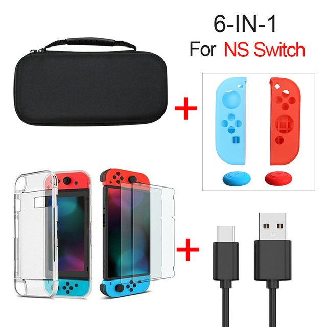 Hard Shell Case For Nintend Switch Console Portable Durable Case For NS Nintend Switch Accessories