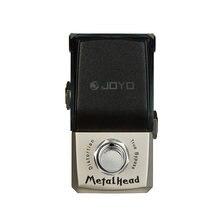 Joyo jf 315 металлический имитатор amp гитара фотопедаль для