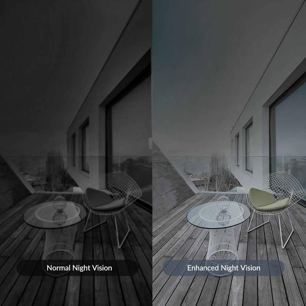 Es/Us/Ru Uitgezet Kami Draad-Gratis Outdoor Security Camera 1080P Wifi Oplaadbare Batterij Aangedreven Ip camera Thuis Surveillance
