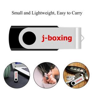 Image 5 - J boxing USB Flash Drive 10 Pz/pacco 1GB 2GB 4GB 8GB 16GB 32GB unità del Pollice del Bastone di Memoria Pendrive Girevole In Metallo Colorato per I Regali