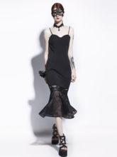 Женское платье без бретелек rosetic летнее сексуальное с кружевом