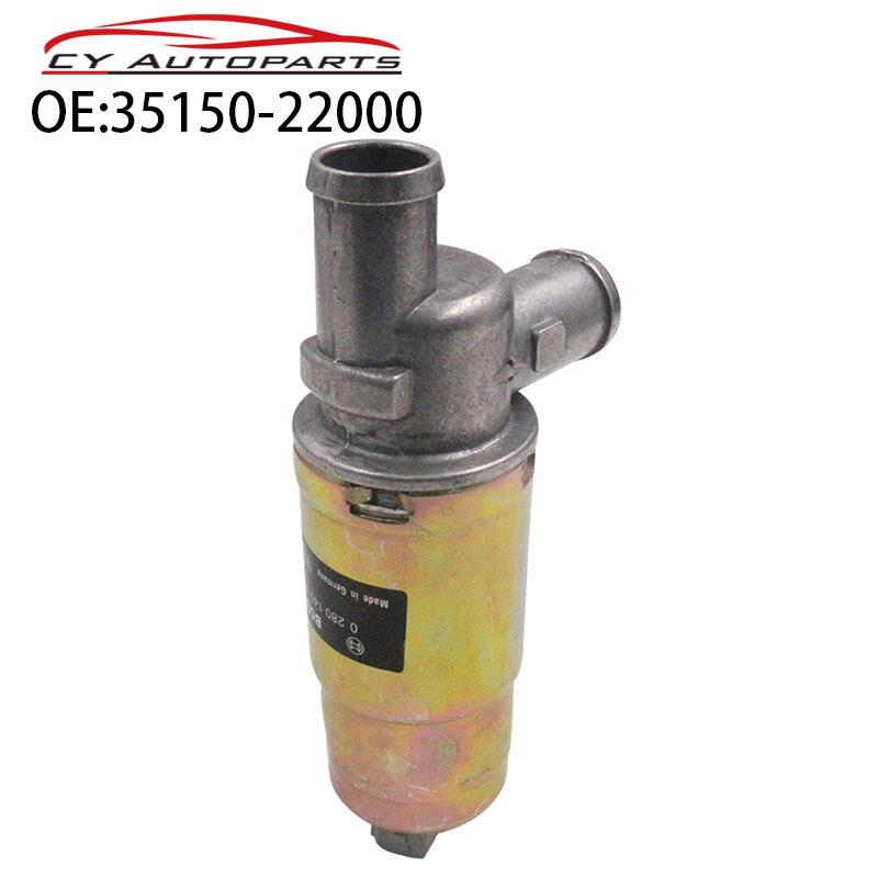 YAOPEI For Hyundai Accent Elantra Kia Idle Air Control Valve High Quality 35150-22000 3515022000 0280140505 034133455