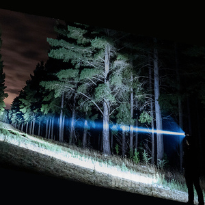 Image 5 - 20%OFF NITECORE NEWP30 Tactical Flashlight 1000 LUMENs CREE LED Waterproof 18650 Outdoor Camp Hunt Portable Torch Free Shipping