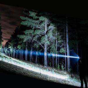 Image 5 - Nitecore lanterna tática portátil e impermeável, lanterna led de 20% lumens para acampamento, caça ao ar livre, 1000 de desconto