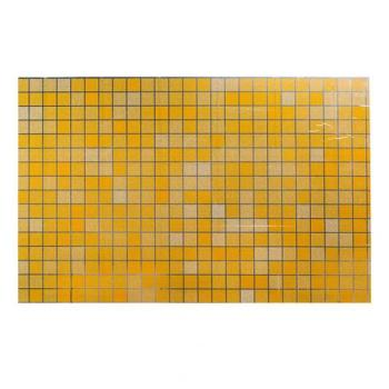 Bathroom Tiles Waterproof Wall Sticker Vinyl Mosaic Self adhesive Anti Oil Stickers DIY Wallpapers Home Decor 9