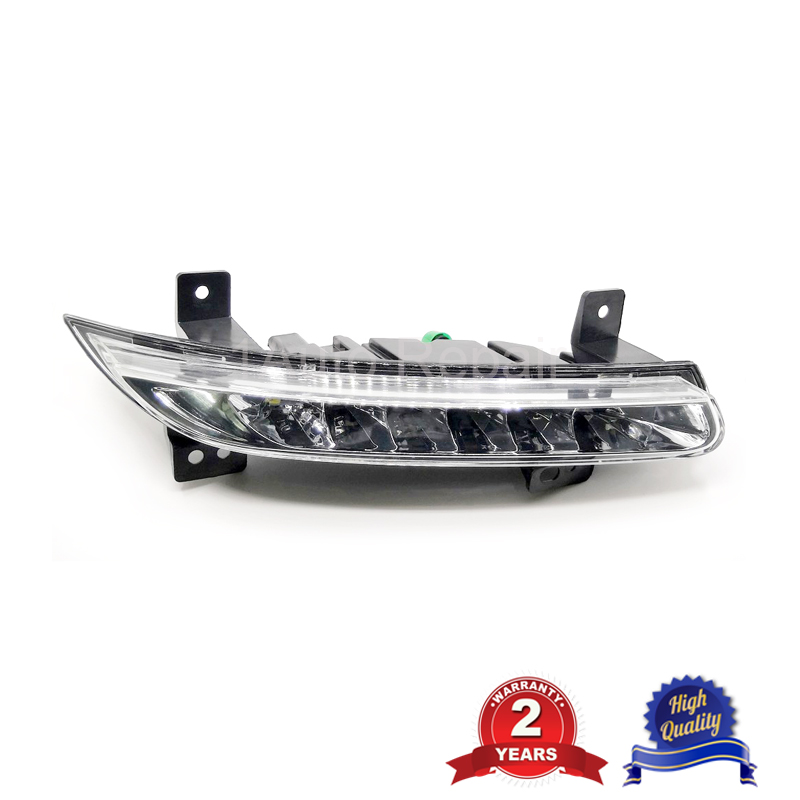 LEFT SIDE DAYTIME RUNNING LED FOG LIGHT FOR RENAULT FLUENCE 2014