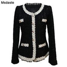 Женские блейзеры женские куртки и пальто с пайетками осень 2019