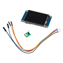 Nextion NX3224T024 2.4 Inch 320x240 HMI TFT LCD Touch Display Module Resistive Touch Screen For Raspberry Pi 3 Kit