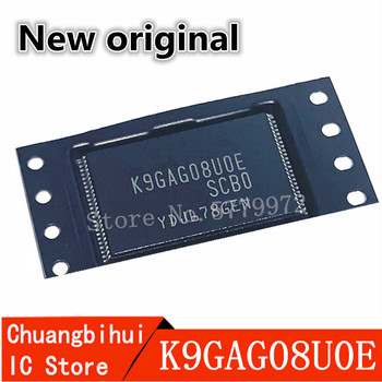 1pcs/lot K9GAG08U0E stitched K9GAG08U0E-SCB0 K9GAG08UOE d5500 NAND K9GAG08UOE-SCBO TSOP48 New original Integrated circuit ic - discount item  25% OFF Auto Replacement Parts