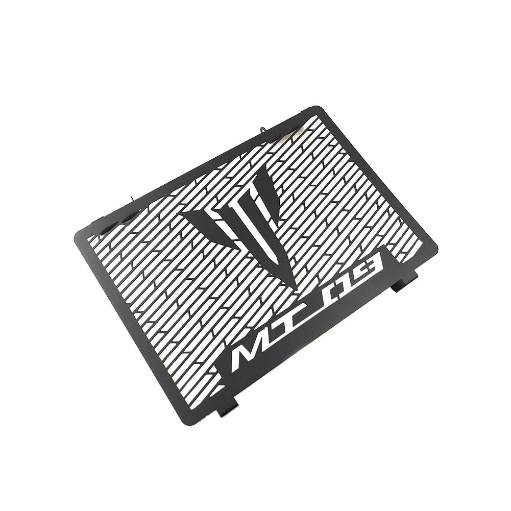 Решетка радиатора для YAMAHA MT09 2014-2019, решетка радиатора из нержавеющей стали для YAMAHA MT09 2014-2019, Tracer 900, GT, XSR900, защитная пленка для гриля, MT 09, Новин...