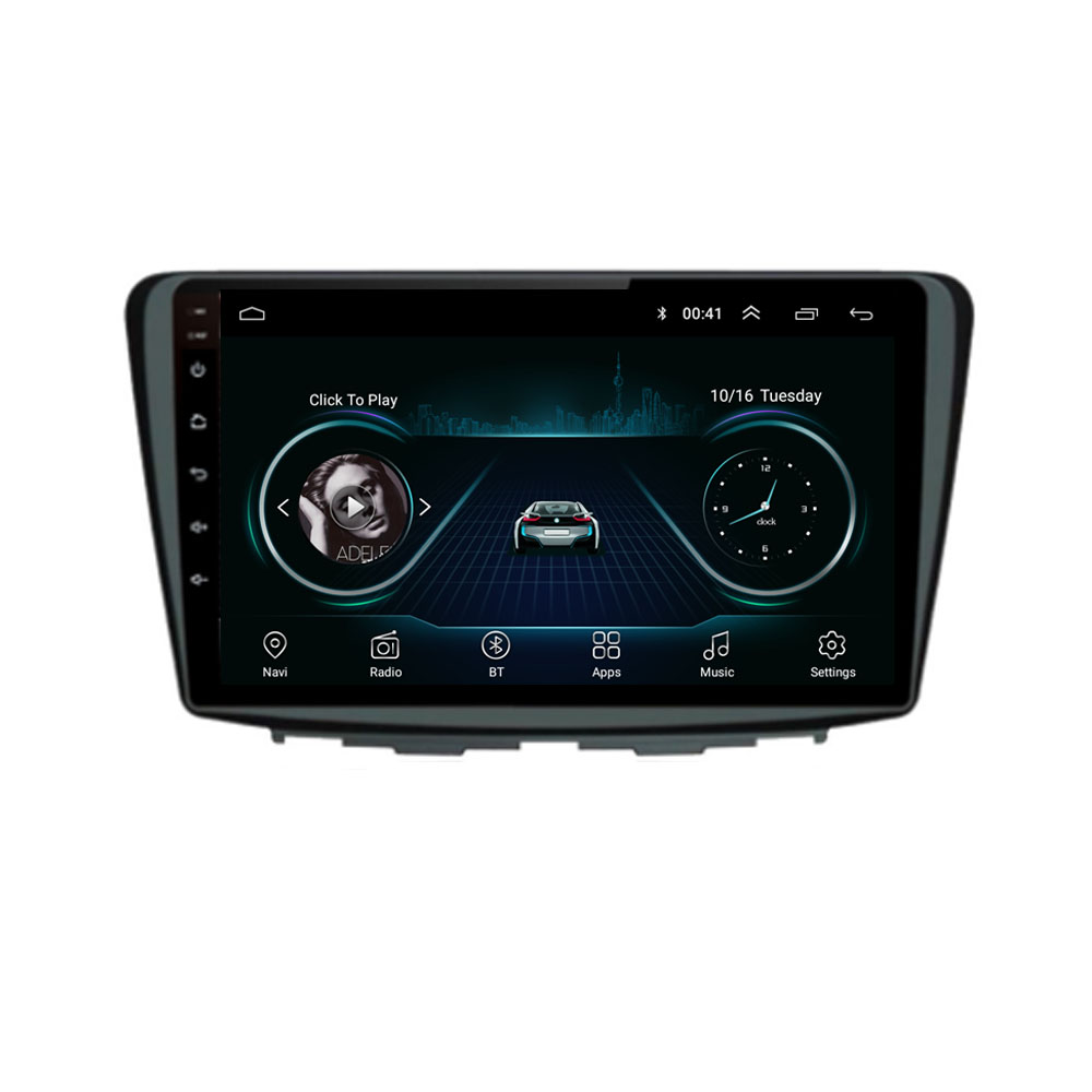 4G LTE Android 8.1 For SUZUKI Baleno 2015 2016 2017 2018  Multimedia Stereo Car DVD Player Navigation GPS Radio
