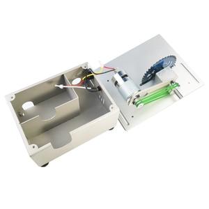 Image 4 - ALLSOME T4 미니 테이블 톱 수제 목공 벤치 선반 전기 폴리 셔 그라인더 DIY 원형 커팅 톱 블레이드