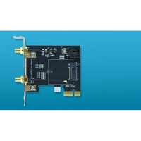 NGFF M.2 Taste EIN Zu PCIe 1x WiFi karte Adapter M2 zu PCI-E Für 7260NGW 7265NGW 8260NGW 8265NGW 3160NGW 3165NGW 3168NGW