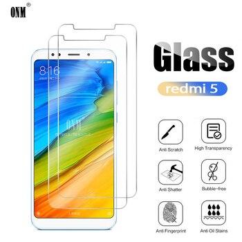 10Pcs Redmi 5 Tempered Glass For Xiaomi Redmi 5 Screen Protector For Xiaomi Redmi 5 Protective Glass Film