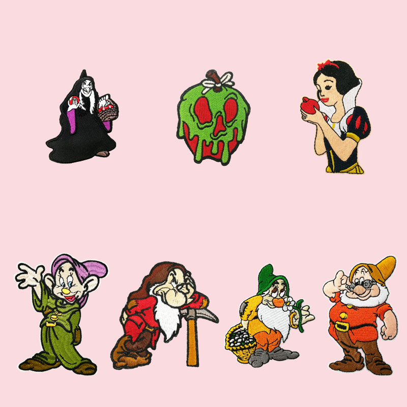 Comics Cartoon Air Force Embroidered Iron On Applique Patch Betty