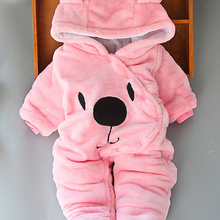 Baby Romper Overall Clothing-Sets Costume Jumpsuit LZH Infant Autumn for Winter