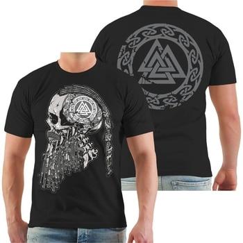 Gotterdammerung Wikinger Odin Thor Runen Woton Vikings Germonen Heiden T Shirt 1