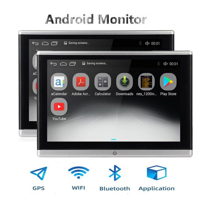 Монитор на подголовник автомобиля с USB / SD /FM монитором
