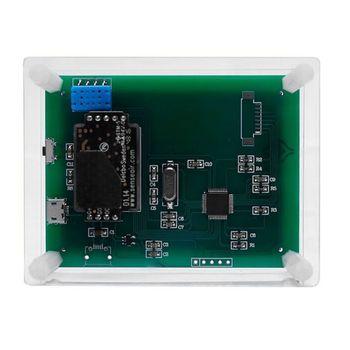 цена на CO2 Carbon Dioxide + PM2.5 Detector Module Air Quality Sensor for Home Office X6HA