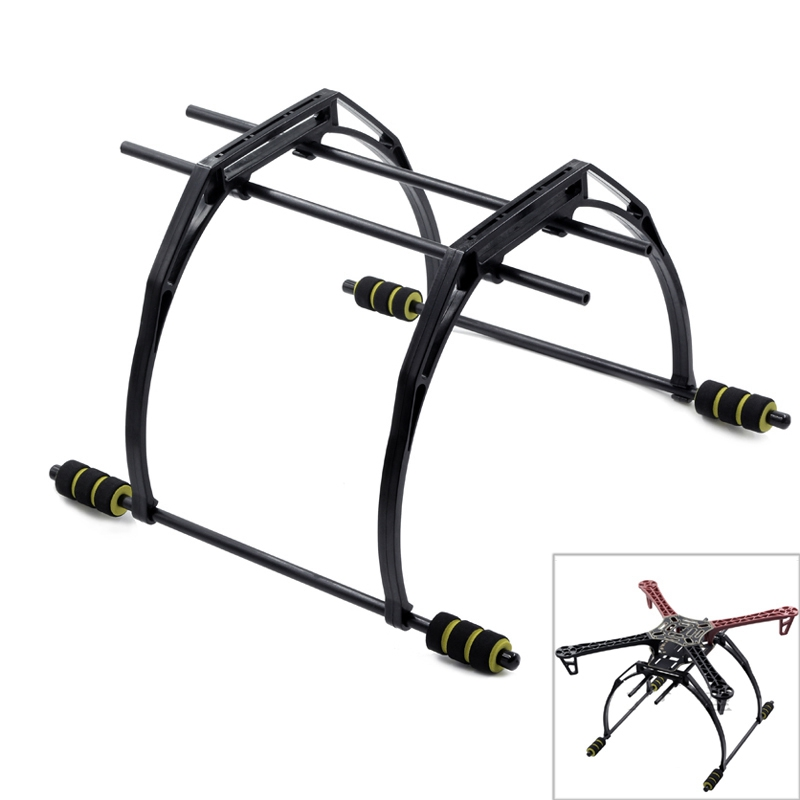 lowest price Drone Landing Gear for F450 F550 RC MWC 6 Axis RC Multicopter Quadcopter Helicopter Multi-Rotor