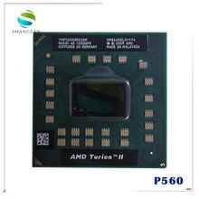 Laptop cpu processor AMD Turion II Dual-Core Mobile P560-TMP560SGR23GM 2.5G 2M 25W P560